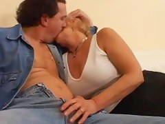 European sex movie with handjob and anal fun