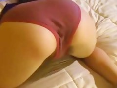 panty in ass