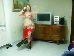 XXX Arab Dances For The Webcam