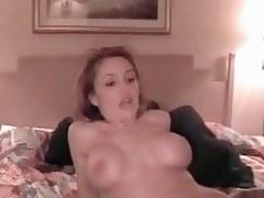 slut wife fucking huge dick