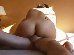 Bungler french wife riding and creampied