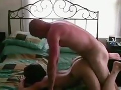 Big White Chief Latin Babe Become man Surprised Getting Gang Screwed by BBC