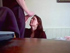 neighbour milf facial