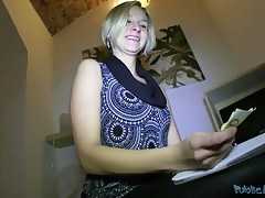 PublicAgent Movie Scene Scene. Veronika