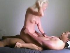 Dirty Talking Partygirl Fucks A BBC