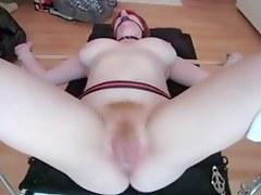 chubby redhead gyno examination