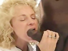 Blond wife with the addition of BBC,hubby recording