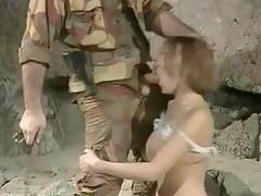 Marie-Christine COVY prise sur le champ de bataille