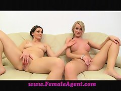 FemaleAgent Let's stroke jointly
