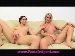 FemaleAgent Let's stroke jointly
