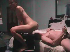 Asian join in matrimony cums on her hubby's light