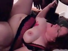 bbw cuckold birthday sex part 2