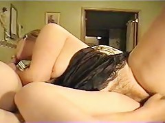 Hot 69 detonation fully job job and marital-device operation from wife