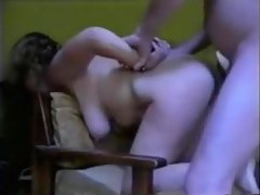 Dilettante, homemade oral pleasure added to cumshots