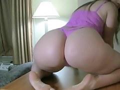 BF filmed me masturbating
