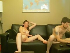 Awesome webcam show with my guy