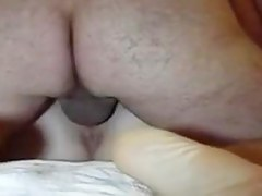 Sloppy bawdy fit together creampie