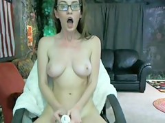 Perfect webcam masturbation show