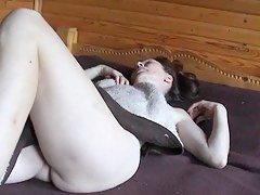 Filming the pussy of my wife