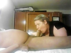Chubby blonde milf sex tape