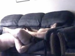 Spouse and wife tit fucking and abrading