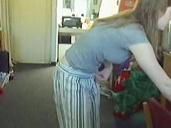 Amateur Fit together Undressed On Webcam