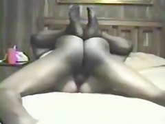white on black creampie