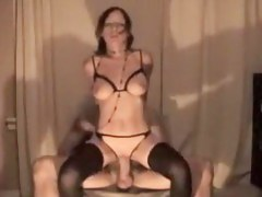Fuck and facial for a slutty girl