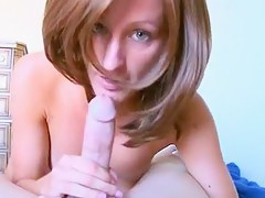 Mild guy acquires sucked and screwed apart from angel