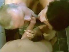 Bi Tits Share a Weenie