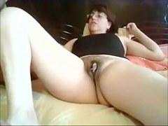 Chubby milf slut rail against pic