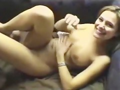 Very adorable french dilettante woman cunning time fucking on camera