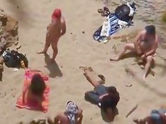 AmateursSex on high someone's skin Beach