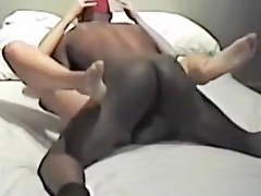 Hubby Records Wife Getting Drilled Admirable ' by 2 BBCs