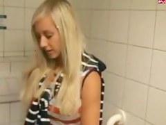 Hawt woman hardcore at Ikea