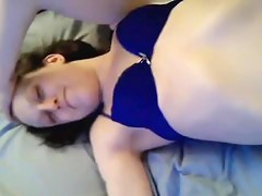 My selfshot masturbation peel