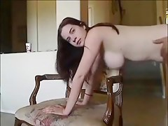 breasty juvenile wife drilled