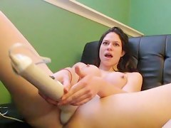 Sandra masturbates on webcam be proper of me