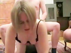 Chubby spliced homemade sex mix video