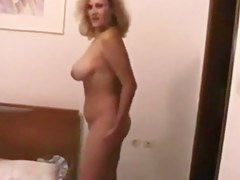 Breasty wife threesome