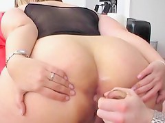Playing anal games with my sweetie