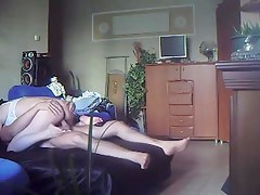 Russian hidden webcam