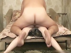 Masturbation movie with pest drilling