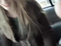 Private carnal knowledge video blowjob in chum around with annoy car