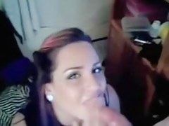 gross facial on girl