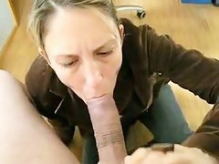 Sexually Excited of age I'd like to fuck receives her wet face gap stuffed with monster wang
