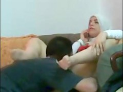 Arabian hotties fucking her customer