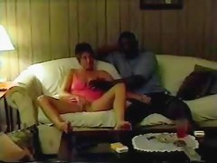 Debbie takes some backup large frowning jock as A her spouse directs and tapes