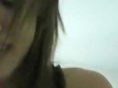 Pair homemade sex helter-skelter facial clip
