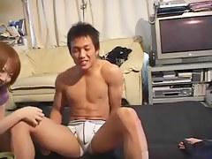 3 Japanese Teens Get Kinky